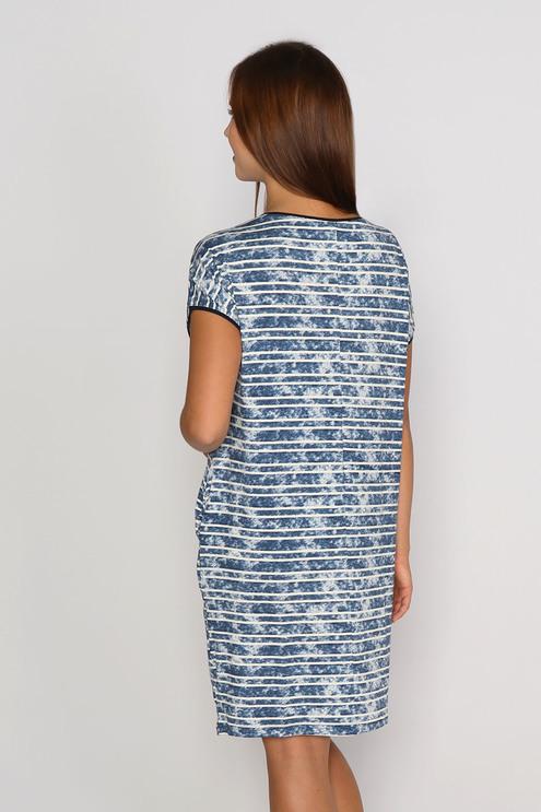 """Платье """"Эдем"""", темно-синяя"""